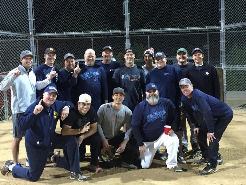 Night Softball – Scripps Ranch Old Pros